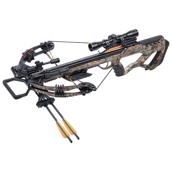 Center Point Tormentor Whisper 380 All Weather Composite Stock Compound Crossbow