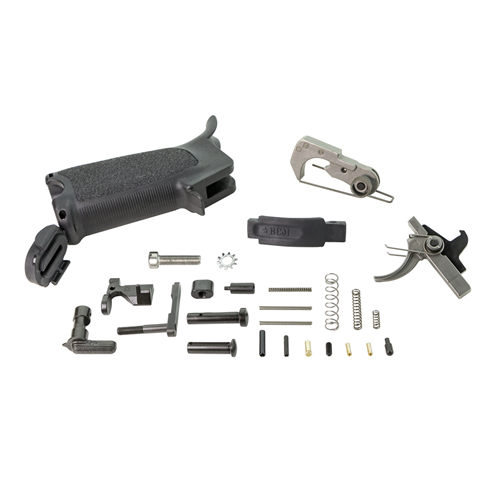 BCMGUNFIGHTER™ AR-15 Enhanced Lower Parts Kit Color: Black