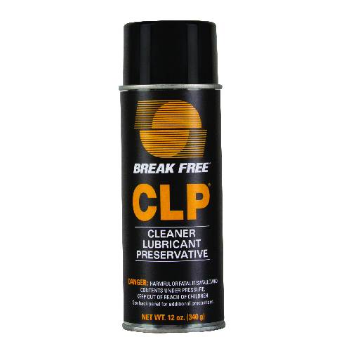 CLP Cleaner, Lubricant & Protectant Container Type: Aerosol Quantity: Single Size: 12 oz