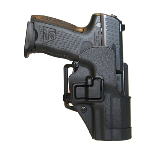 Serpa CQC Concealment Holster Color: Black Gun Fit: Glock 17 Hand: Left