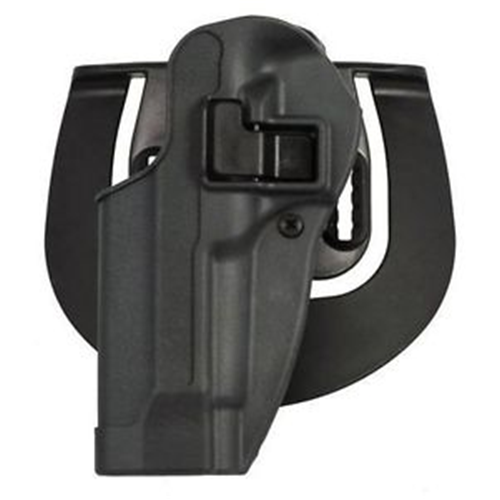 Blackhawk - Serpa Sportster Holster Finish: Gunmetal Gray Gun Fit: Glock 17 Hand: Left