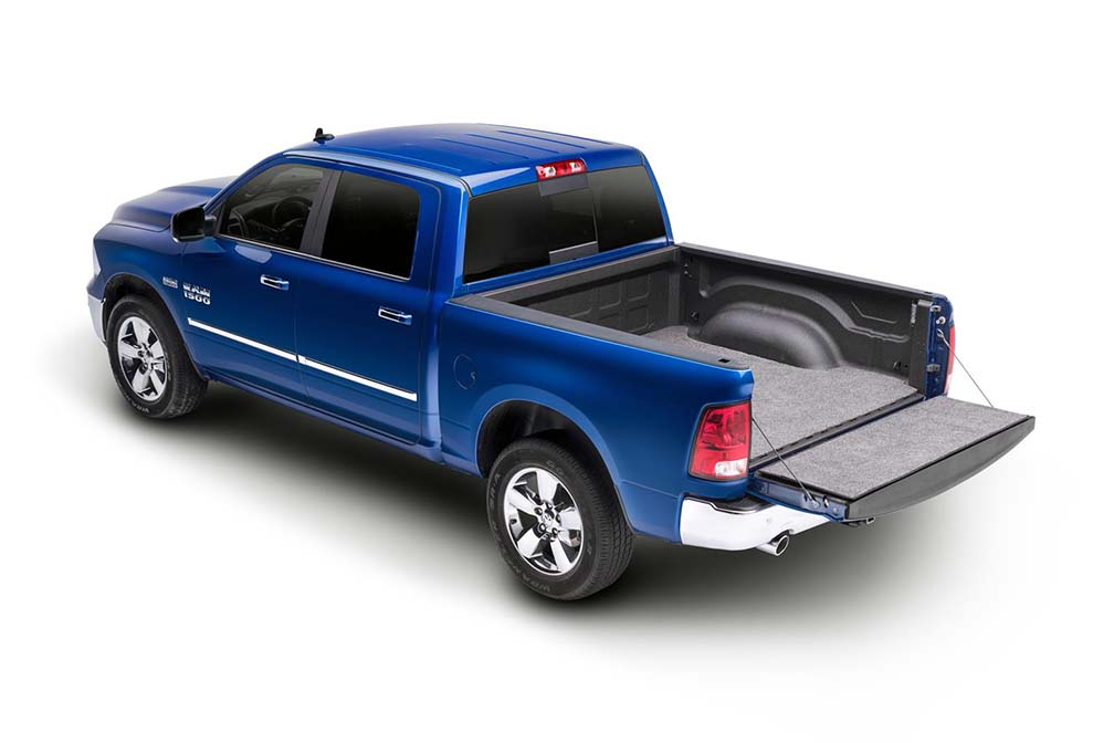 BEDRUG BEDMAT FOR DROP-IN 02-18 DODGE RAM & 2019 CLASSIC MODEL 6.4'