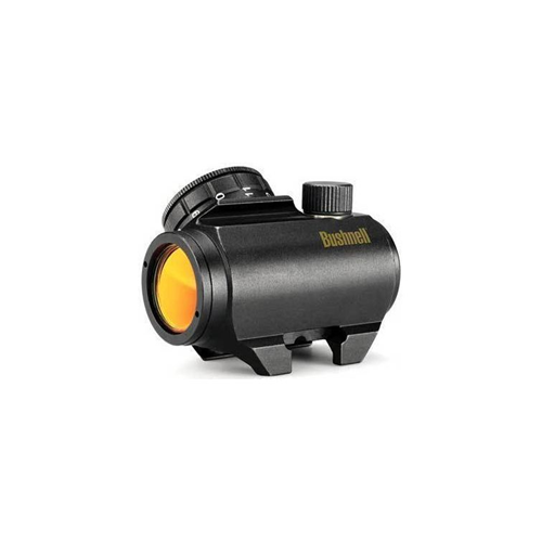 Bushnell - Red Dot Riflescope Magnification: 1x25 Reticle: Trs-25 Matte 3Moa Red Dot Cr2032 Battery TRS 25, TRS25, TRS-25