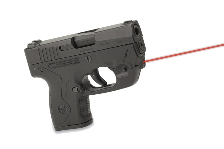 LaserMax Centerfire Laser Red For use on Beretta Nano