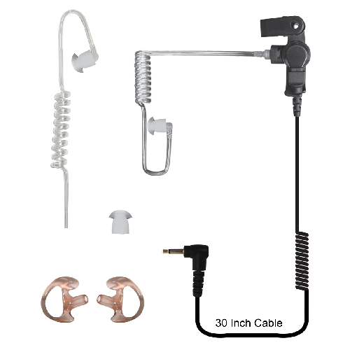 Silent 3.5 Pack  Value Earpiece Pack with Silent 3.5, RACT, RET, Ear Mold MR/ML.