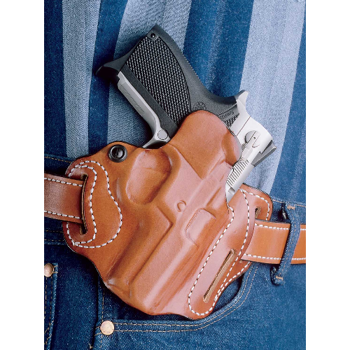 Speed Scabbard Belt Holster Color: Black Gun Fit: Smith & Wesson J Frame 36 (2  bbl) Hand: Right