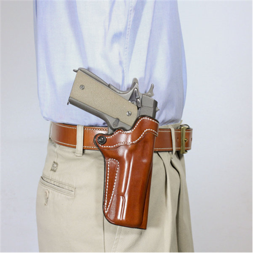 Top Cop® 2.0 Finish: Tan Gun Fit: Glock 43 Hand: Right