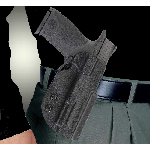 Ds Paddle Holster Gun Fit: Glock 17 Hand: Right Handed