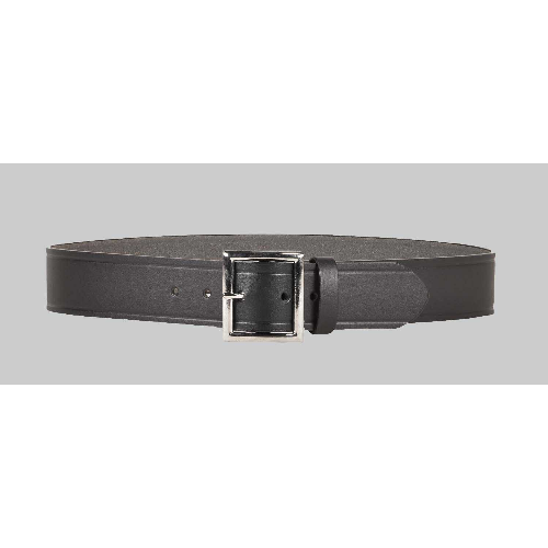 1 3/4  Econoline Garrison Belt Hardware: Nickel Buckle Finish: Plain Size: 30