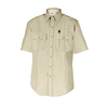 Mens, Tan, Duty Maxx Short Sleeve, Without Creases