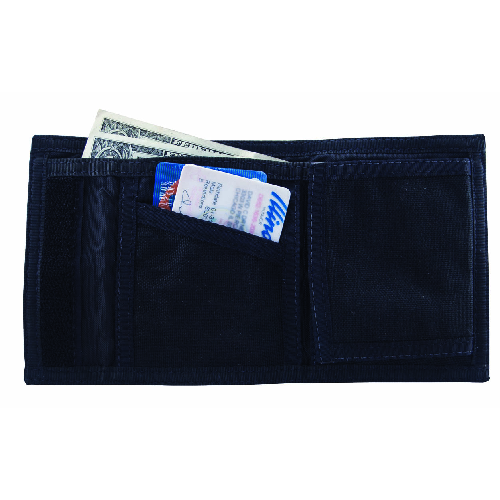 Police Nylon Wallet / Badge Holder