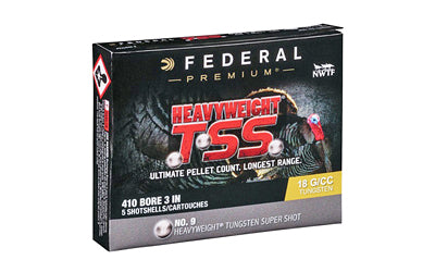 "FED HEAVYWEIGHT TSS 410GA 3"" #9 5/50"