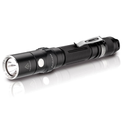 LD-Series Flashlight (LD22) 300 Lumens-Black
