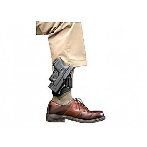 Ankle Holster Gun Fit: Glock 43 Hand: Right