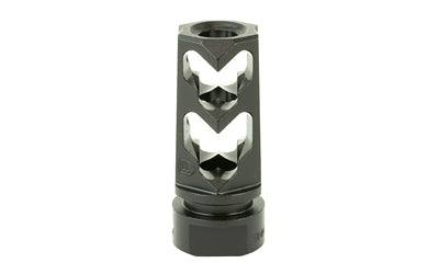 FORTIS MUZZLE BRAKE 9MM 1/2X36 BLK