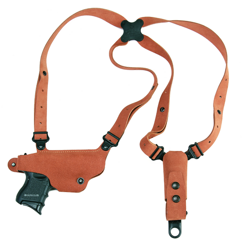 Classic Lite Shoulder System Color: Natural Gun Fit: Charter Arms Undercover (2  bbl) Hand: Left