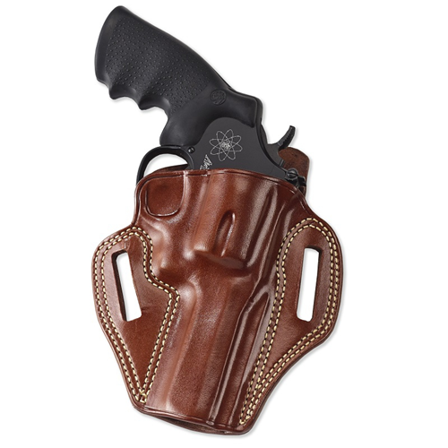 Combat Master Belt Holster Color: Tan Gun Fit: Colt King Cobra (2.5  bbl) Hand: Right