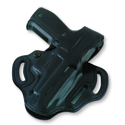 COP 3 SLOT HOLSTER Color: Black Gun Fit: Beretta 92F/FS Hand: Right