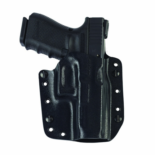 Corvus Belt/IWB Holster Color: Black Gun Fit: Glock 17 Hand: Right