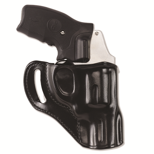Hornet Belt Holster Color: Black Gun Fit: Colt Agent Revolver Hand: Right