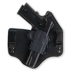 Kingtuk IWB Holster Color: Black Gun Fit: Colt 1911 (4.25  bbl) Hand: Left