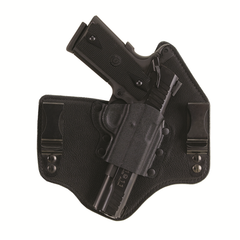 Kingtuk IWB Holster Color: Black Gun Fit: Sig Sauer P320 Hand: Right