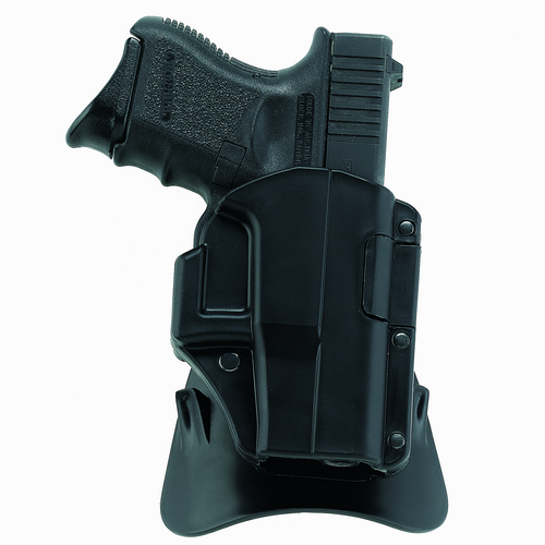 M4X MATRIX AUTO LOCKING HOLSTER Color: Black Gun Fit: Glock 19 Hand: Right