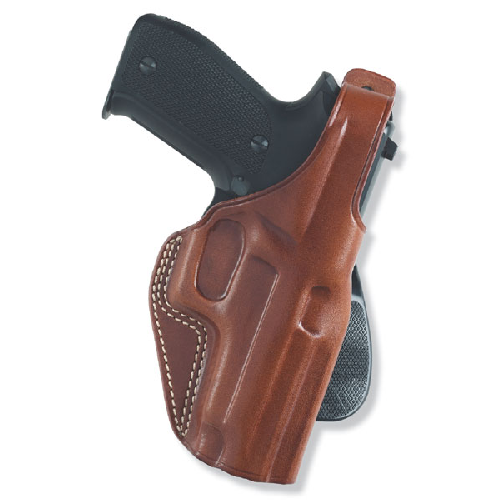 PLE UNLINED PADDLE HOLSTER Color: Tan Gun Fit: Charter Arms Undercover (2  bbl) Hand: Right
