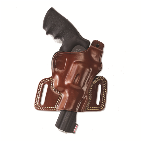 SILHOUETTE HIGH RIDE HOLSTER Color: Tan Gun Fit: Colt King Cobra (2.5  bbl) Hand: Right
