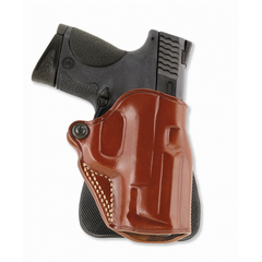Speed Paddle Holster Color: Tan Gun Fit: Smith & Wesson M&P Compact 40 Hand: Right