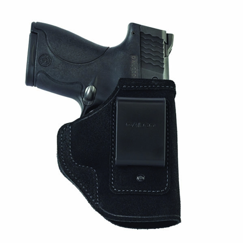 Stow-N-Go Inside The Pant Holster Color: Black Gun Fit: Charter Arms Bulldog .44 (2.5  bbl) Hand: Right