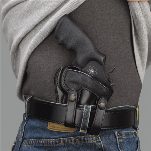 Summer Comfort Inside Pant Holster Color: Black Gun Fit: Colt King Cobra (4  bbl) Hand: Right