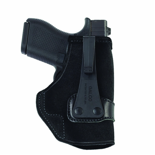 Tuck-N-Go Inside The Pant Holster Color: Black Gun Fit: Charter Arms Undercover (2  bbl) Hand: Right