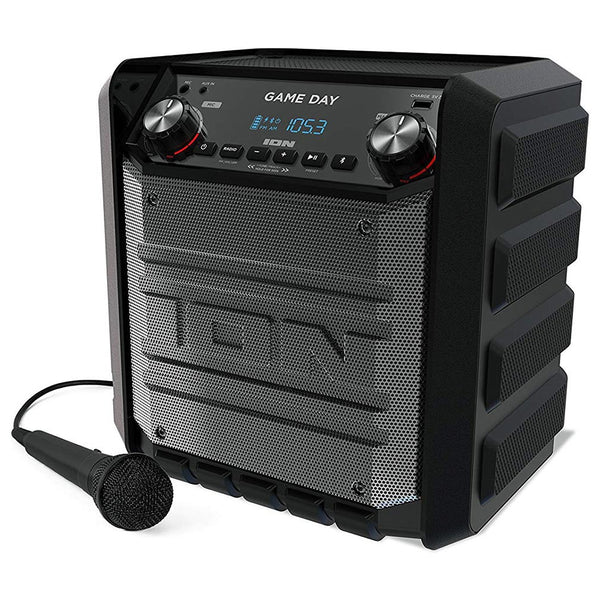 Ion Game Day Rechargeable Portable PA Speaker (GAMEDAYXUS)