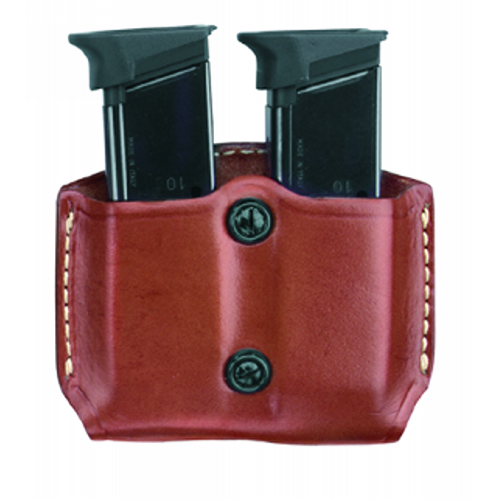 DOUBLE MAG CASE WITH BELT LOOP