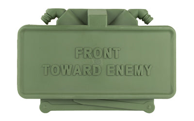 GG&G CLAYMORE HITCH COVER GRN