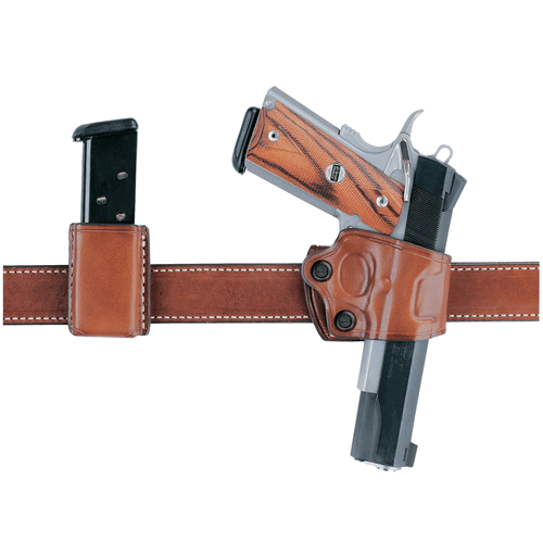 154 Yaqui Slide Holster Color: Tan Gun: Colt 1911 and Clones Hand: Right