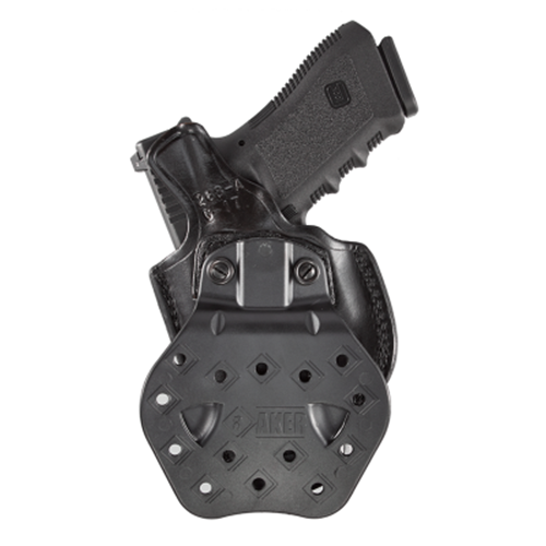 268A Flatside Paddle XR19 Strapless Open Top Holster Color: Black Gun: H&K USP Compact .40 Hand: Right