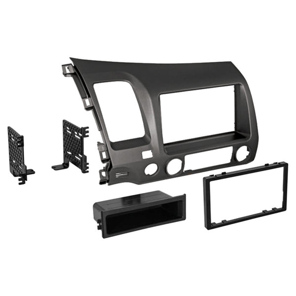 American International 2006-11 Honda Civic Install Kit-Gun Metallic