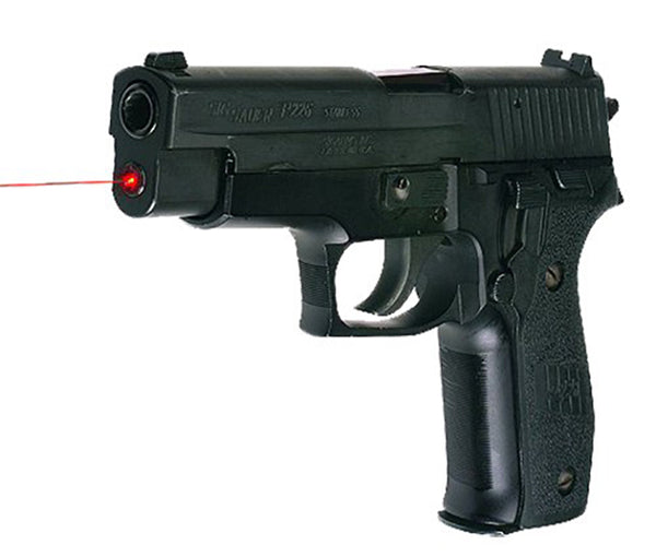 LaserMax Guide Rod Laser Red For use on Sig Sauer P226 (.40SW/.357Sig)