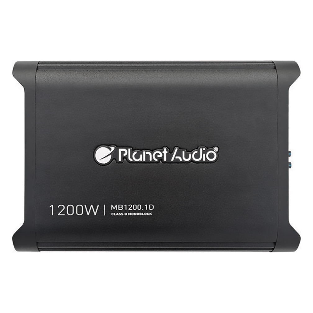 Planet Audio Amplifier 1200 Watts Mono Digital