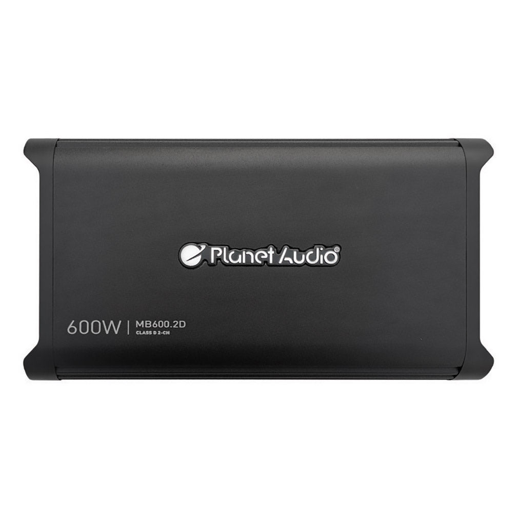 Planet Audio Amplifier 600 Watts Two Channel Digital