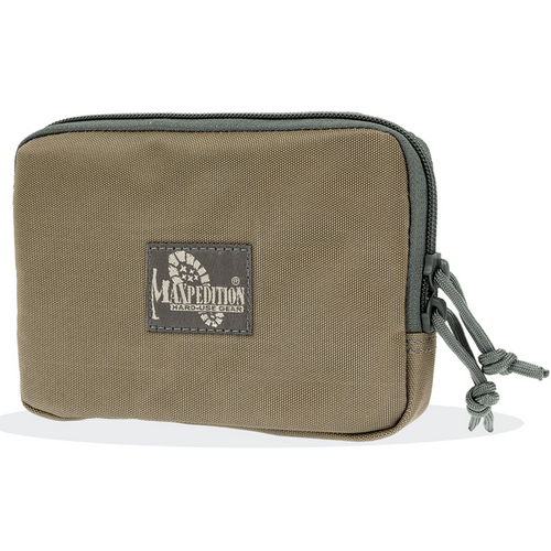Hook&Loop 5 X7  Zipper Pocket
