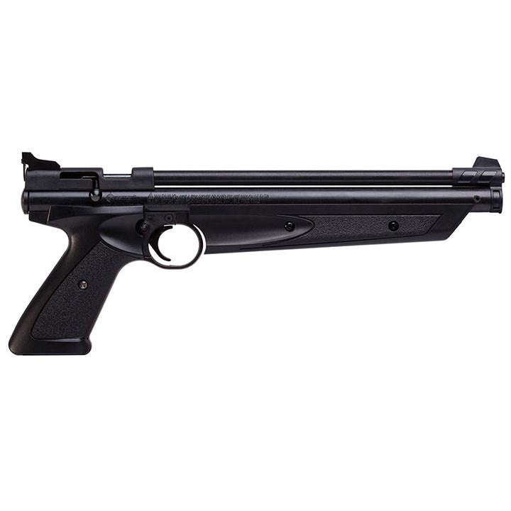 Crosman American Classic (Black) Variable Pump Air Pistol