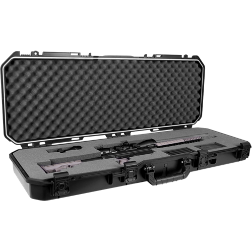 All Weather™ cases defend your firearms from damage and the elements.