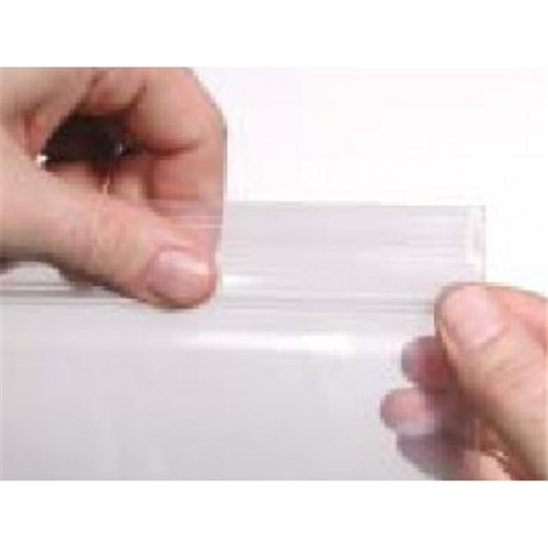 Sirchie - Zip Top Evidence Bags, 13  x 18  x 4mil, 100/pack