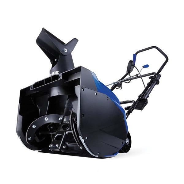 Snow Joe Corded Electric Single Stage Snow Thrower 18 In 15 Amp Motor