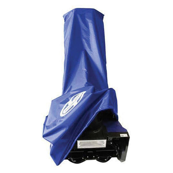 Snow Joe Protective Cover for 18 In Electric Snow Blower Single Stage (Blue)