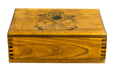 SPRGFLD 1911 SGL WOODEN BOX
