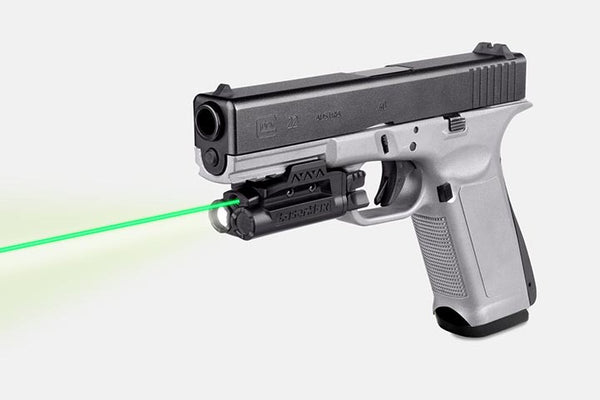 LaserMax Spartan Adjustable Fit Light/Laser Combo (green)